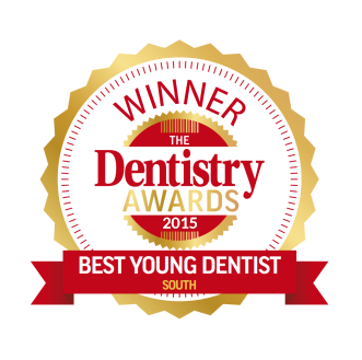 Start Smiling: Best Dentist in Essex dentistry-awards-2015