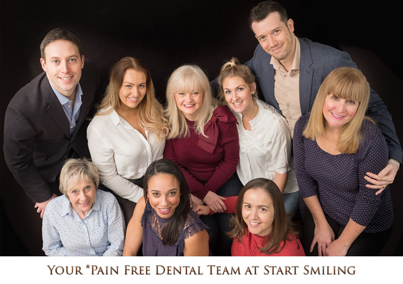 Discover More About Our *Pain Free Team