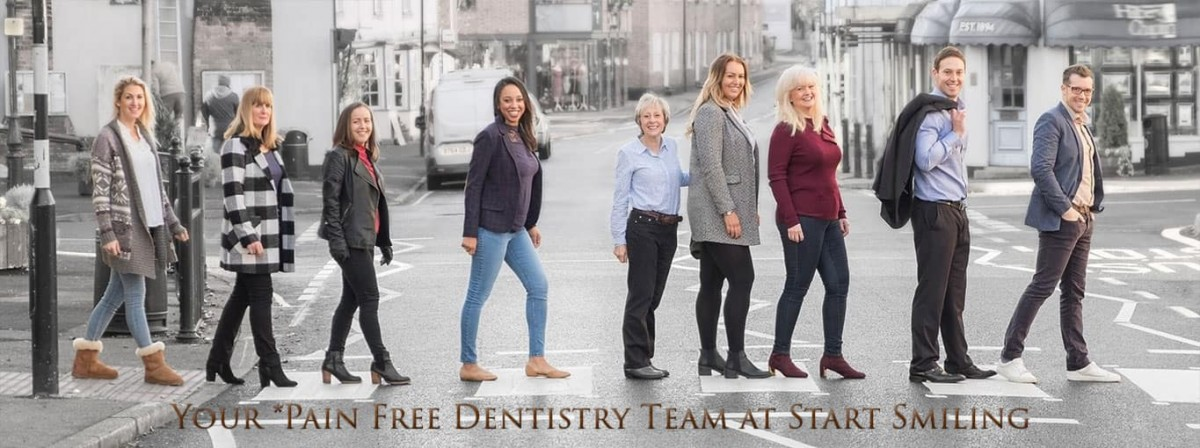 Start Smiling, Promising You Award Winning Pain Free Dentistry