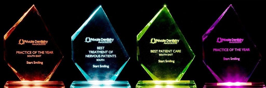 Start Smiling: Best Dentist in Essex All-Awards-1024x342