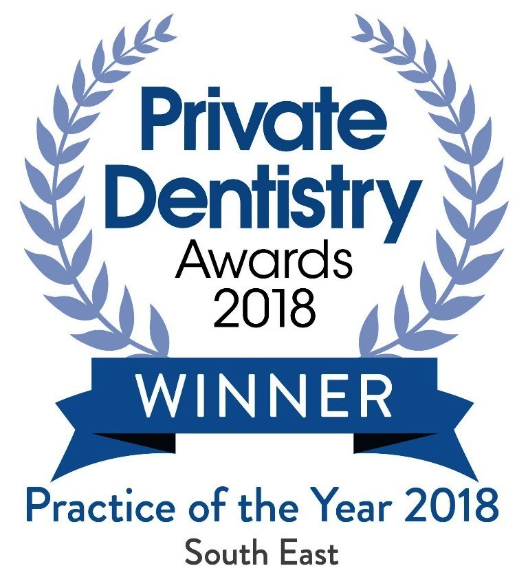 Start Smiling: Best Dentist in Essex PDA18-Winner-POTY-SE-4