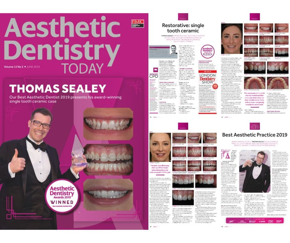 Start Smiling: Best Dentist in Essex start-smiling-awards